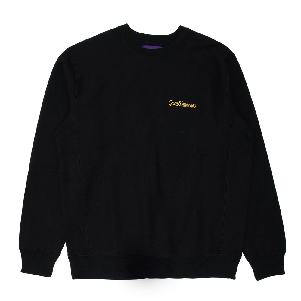 Image of Heavyweight Logo Crewneck
