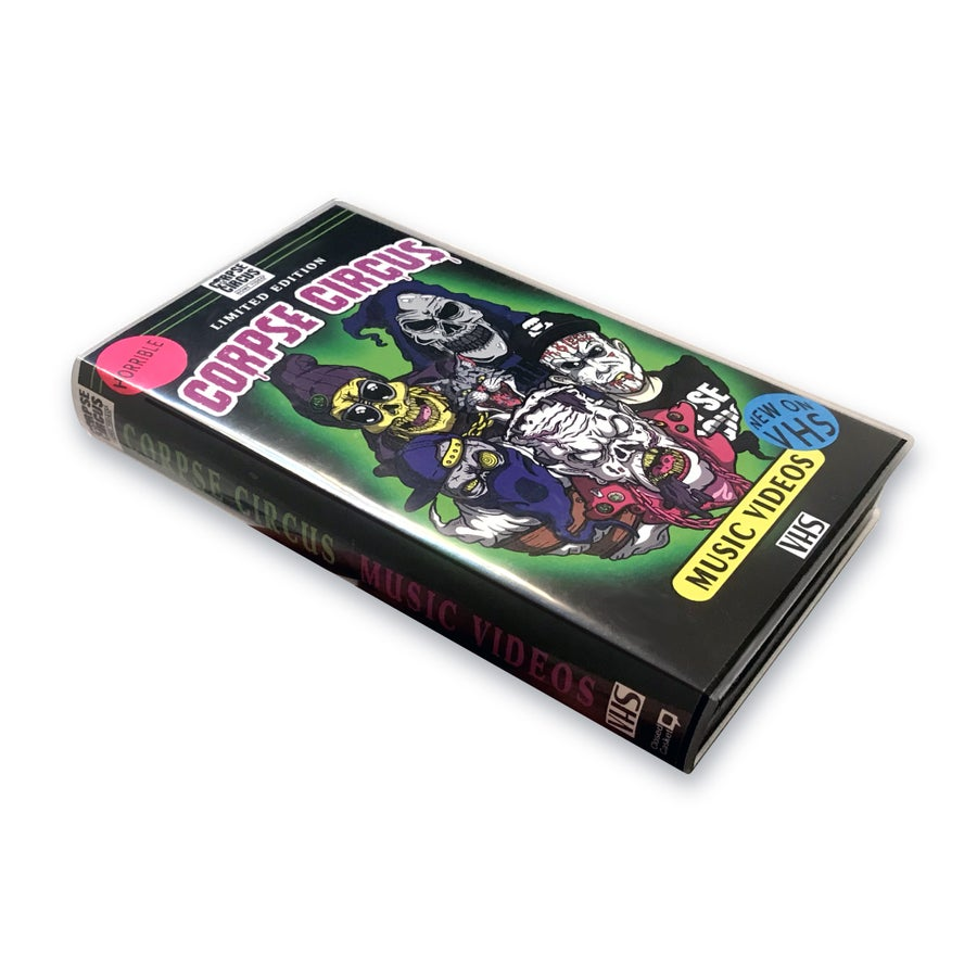 Image of Corpse Circus Music Videos (VHS)