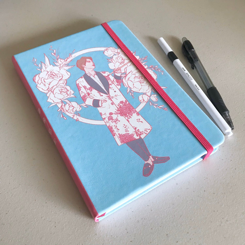 Image of Seokjin Notebook