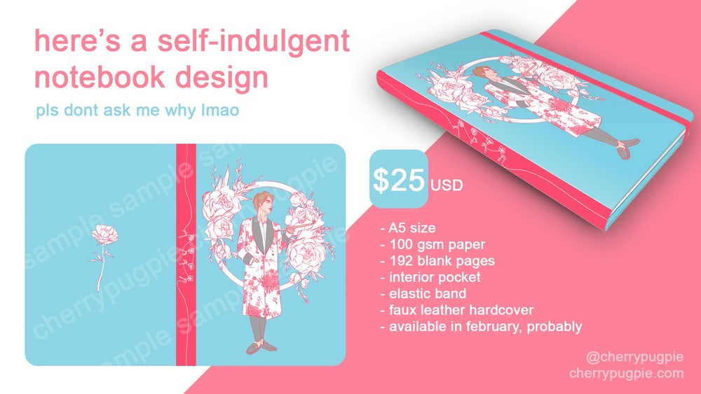 Seokjin Notebook
