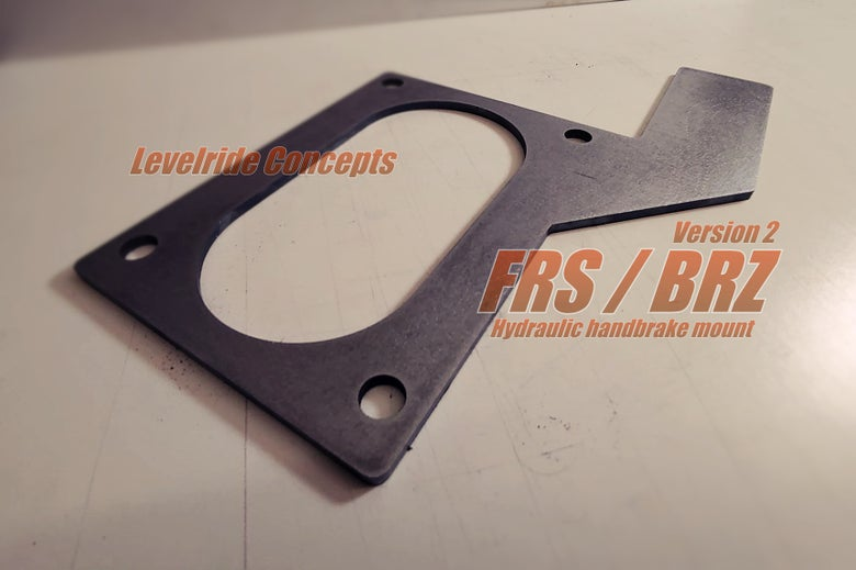 Image of FRS / BRZ Hydraulic handbrake mount
