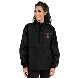 Image of Stuen'X Flames Champion Pack-able Jacket