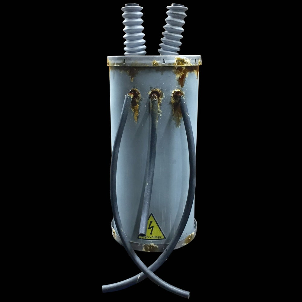 Image of Animated Electrical Transformer