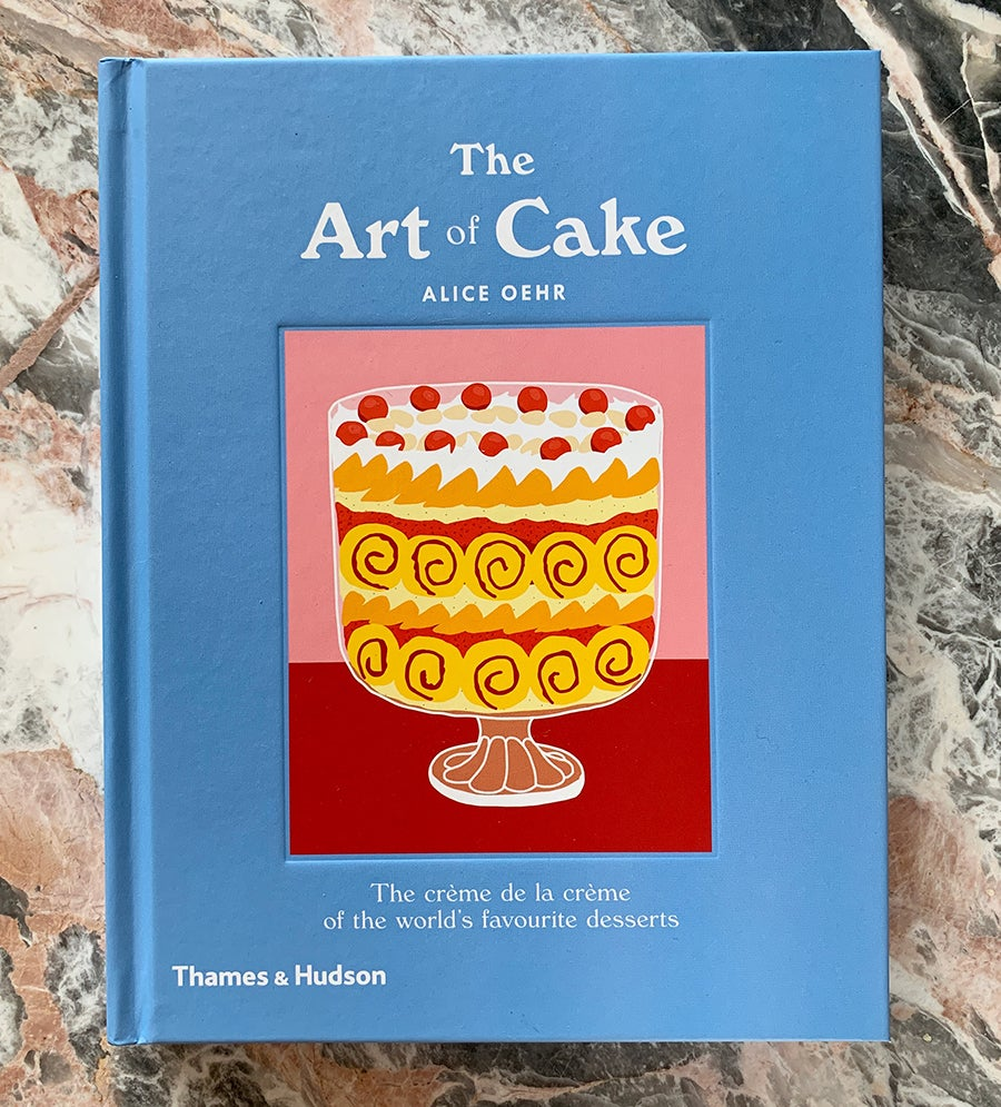 Image of The Art of Cake
