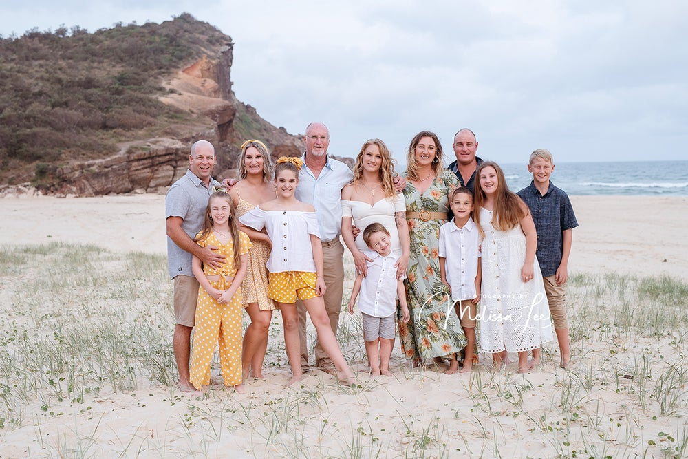 Image of Extended Family Portraits