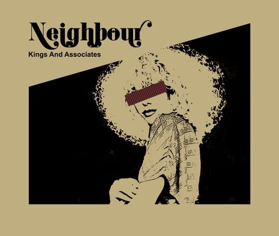 Image of Neighbour ALBUM (PRE-ORDER - JUNE WORLWIDE RELEASE)