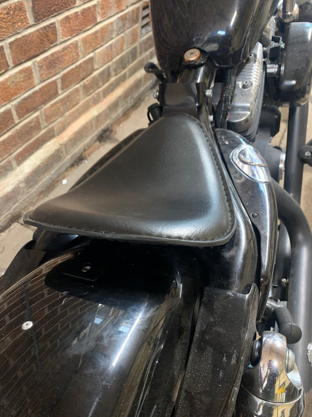 SOLO SEAT PAN KIT