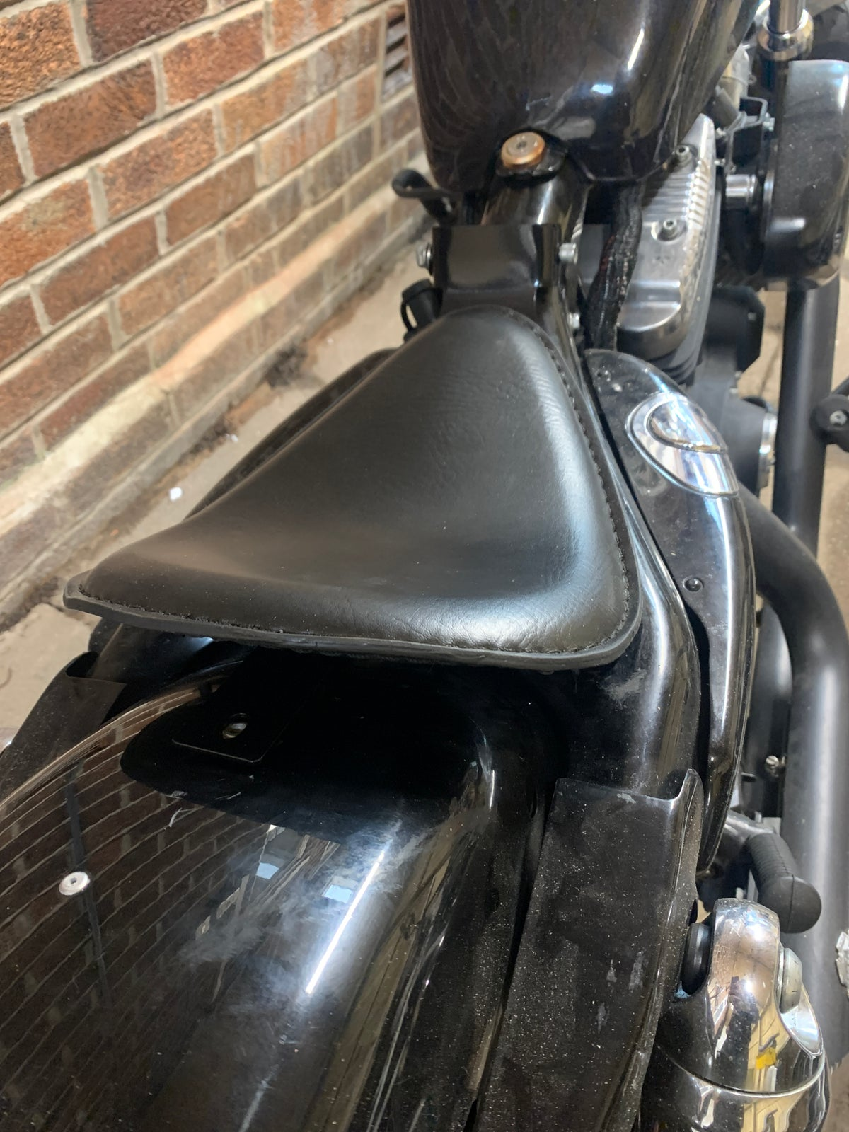Solo seat pan kit
