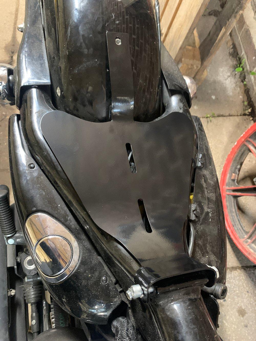 Image of Solo seat pan kit