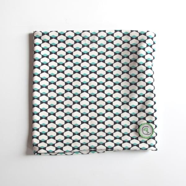 Image of Cuello print geométrico / Buf print geomètric