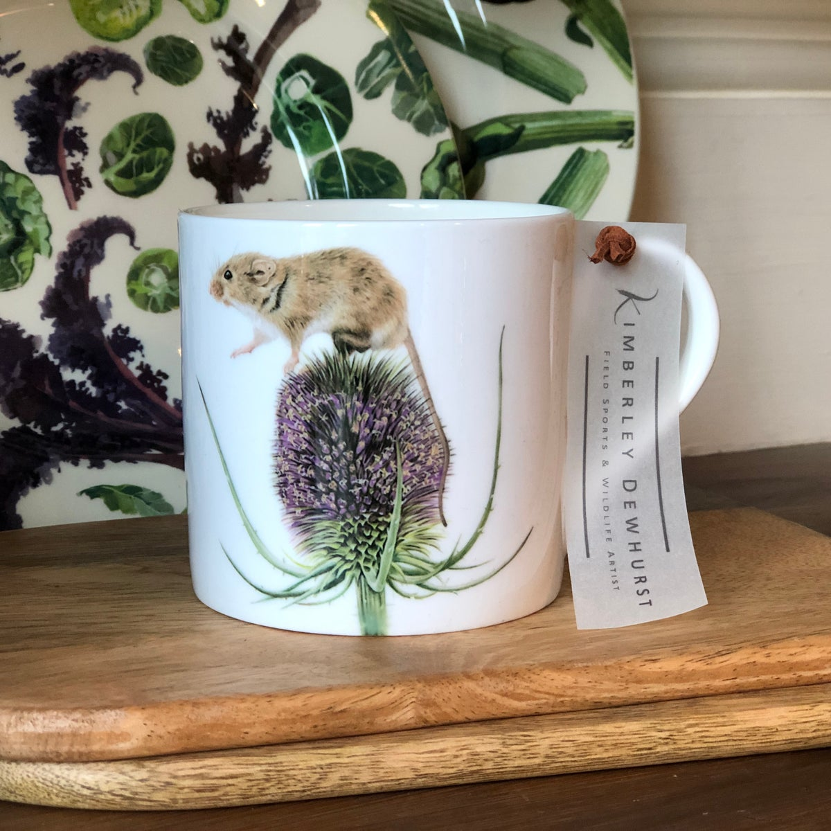 Image of 'One Small Step For Mice' Mug