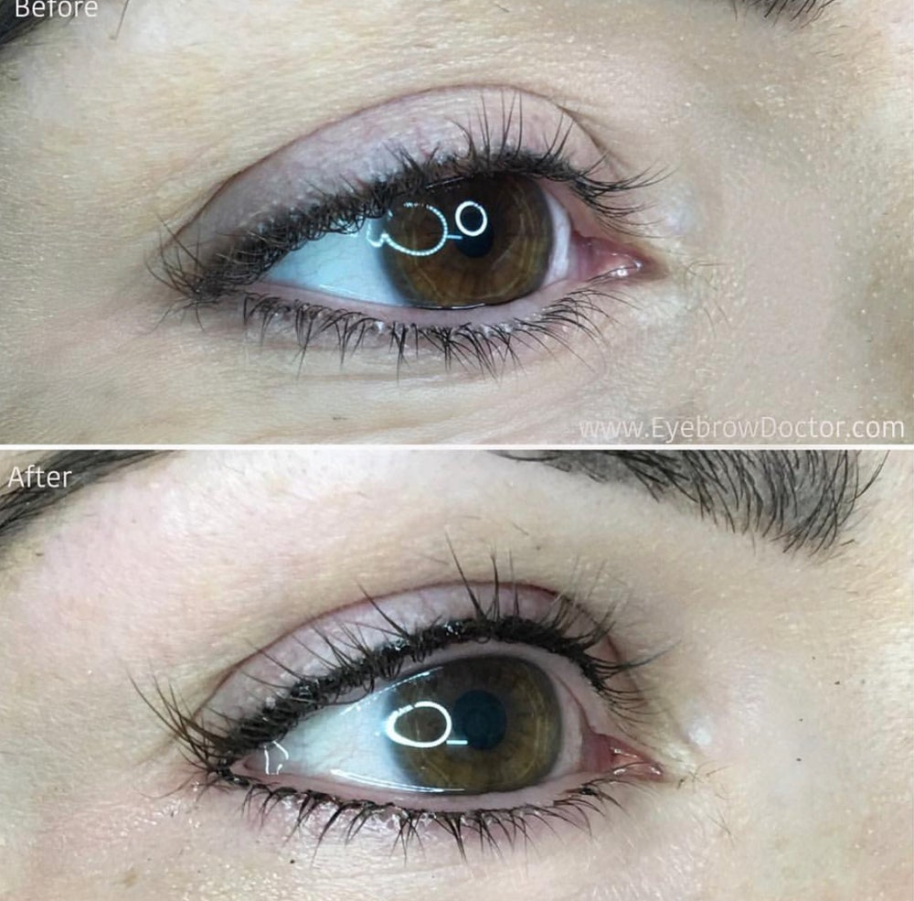 Image of One-on-One Permanent Lash Enhancement Eyeliner