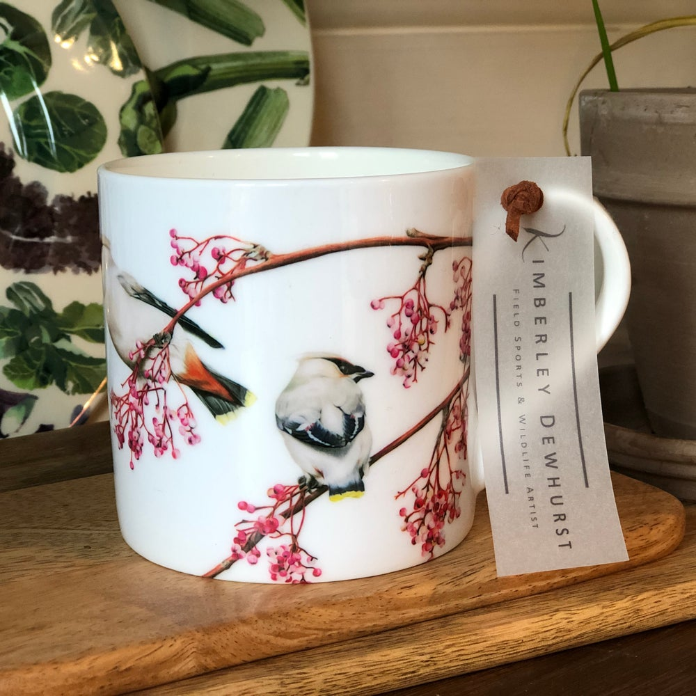 Image of 'Winters Delight' mug