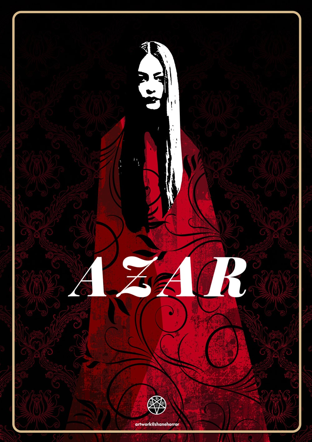 """AZAR ~ Chorus of Woes 7"""" EP"""