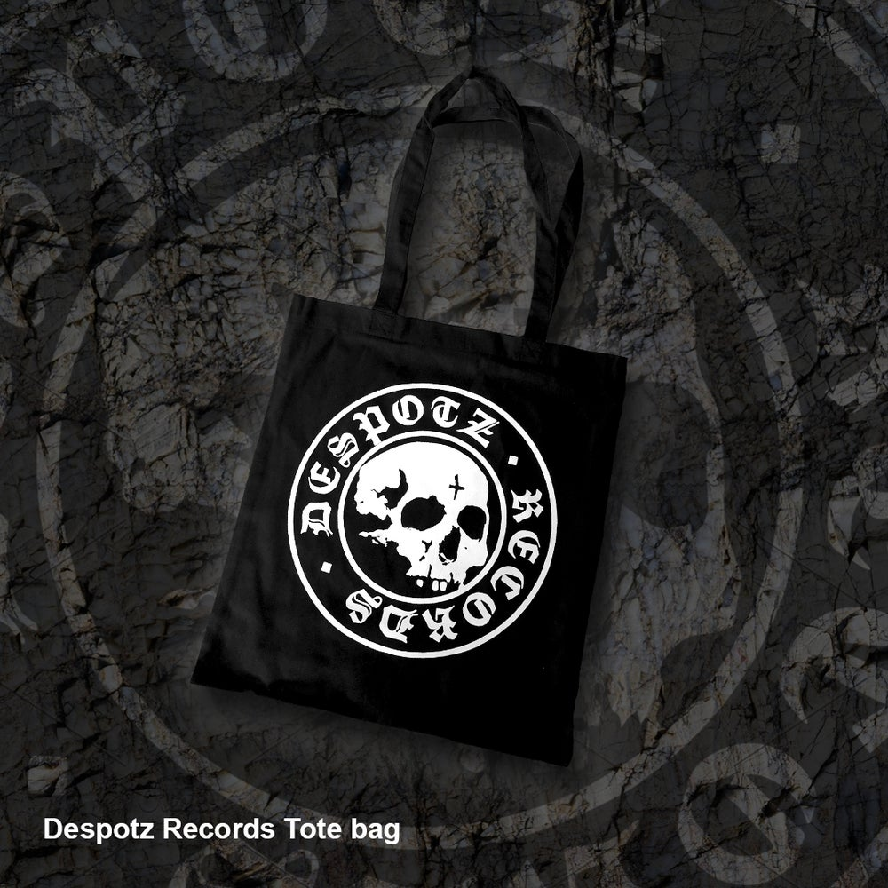 Image of Despotz Records Tote Bag
