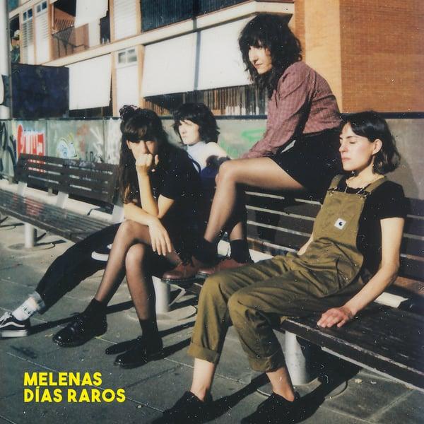 Image of (Pre - order) Melenas - Días Raros
