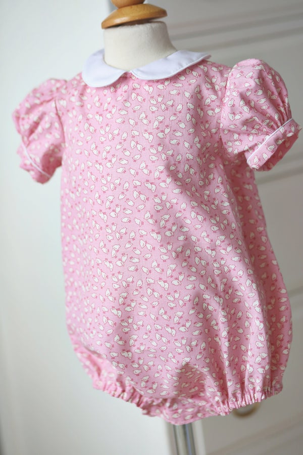 Image of Size 24mo/2T Nana Mae Chick Print Bubble