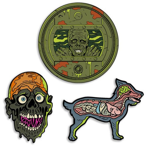 Image of Return of the Living Dead pins