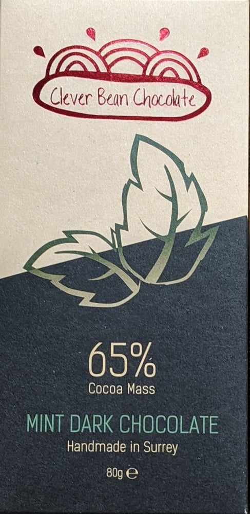 Image of  65% Dark Mint Chocolate
