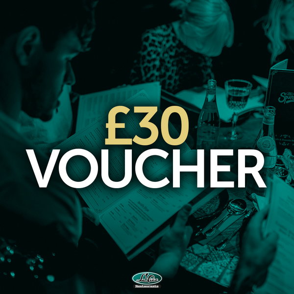 Image of £30 Voucher