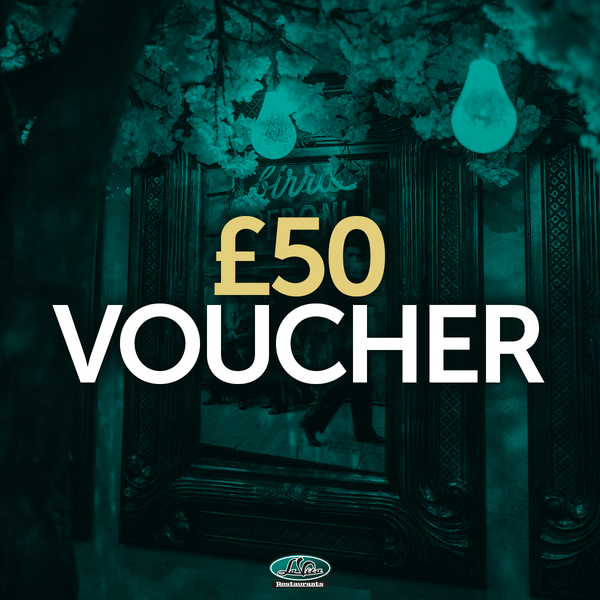 Image of £50 Voucher