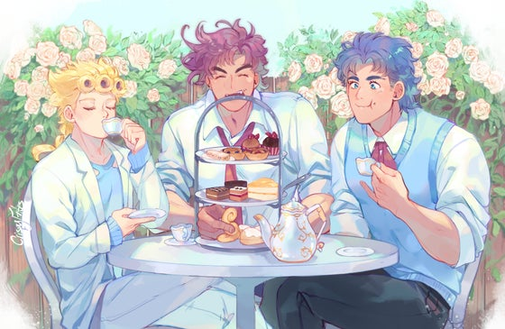 Image of Teatime with the Jojos