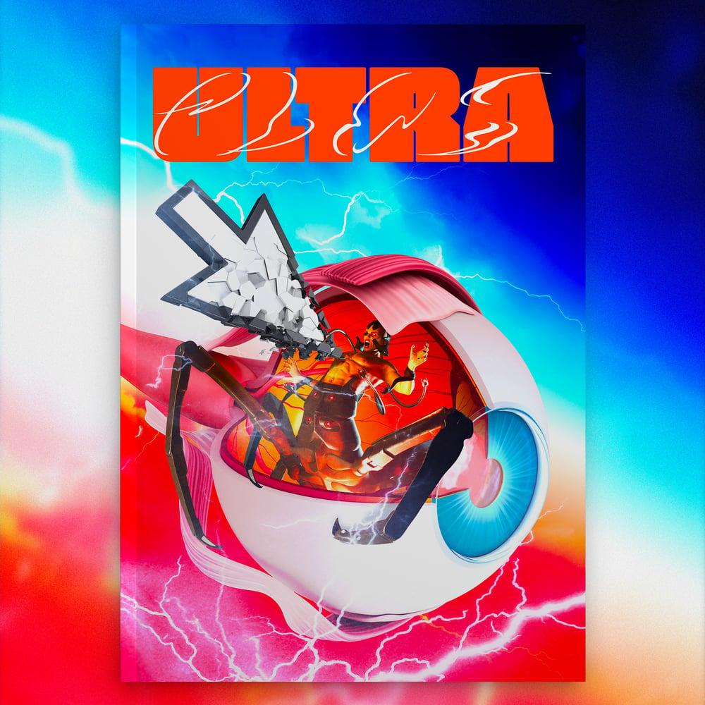 Image of (plus)ULTRA™ MAGAZINE #0 STANDARD EDITION