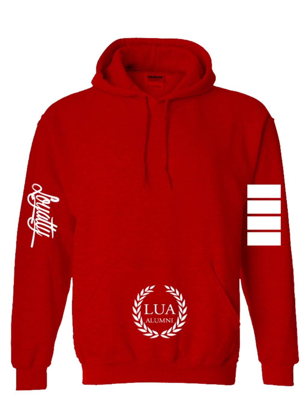 Image of Reef LUA  signature hoodie