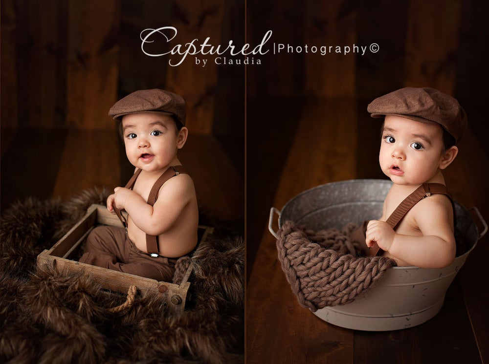 Image of 50% Deposit- One Year Portrait Session