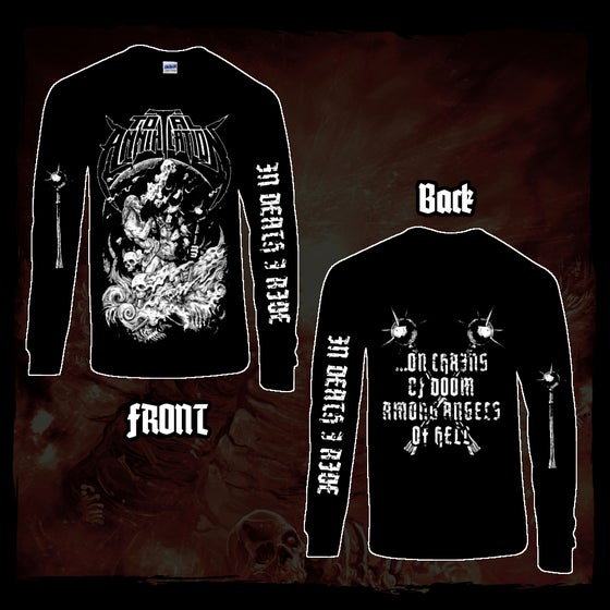 Image of ...On Chains Of Doom Longsleeve