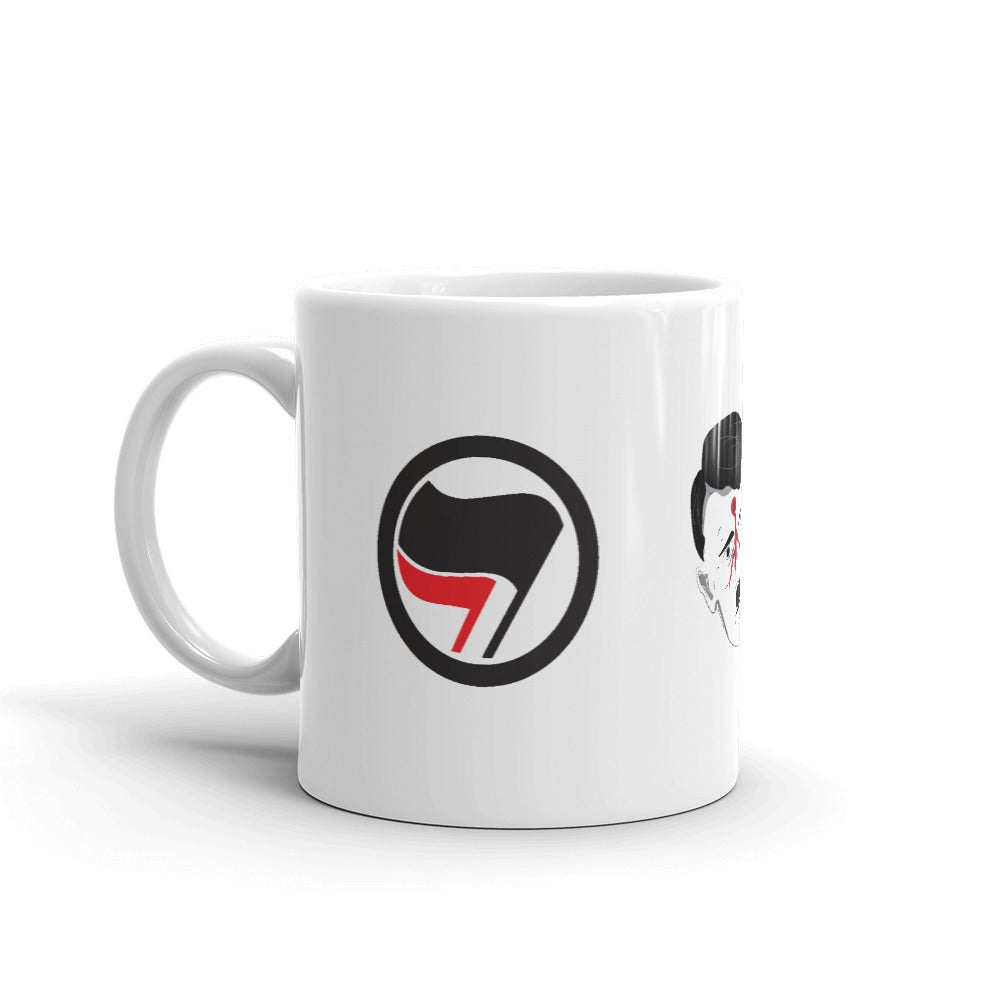 Image of Leftist Symbols Mug