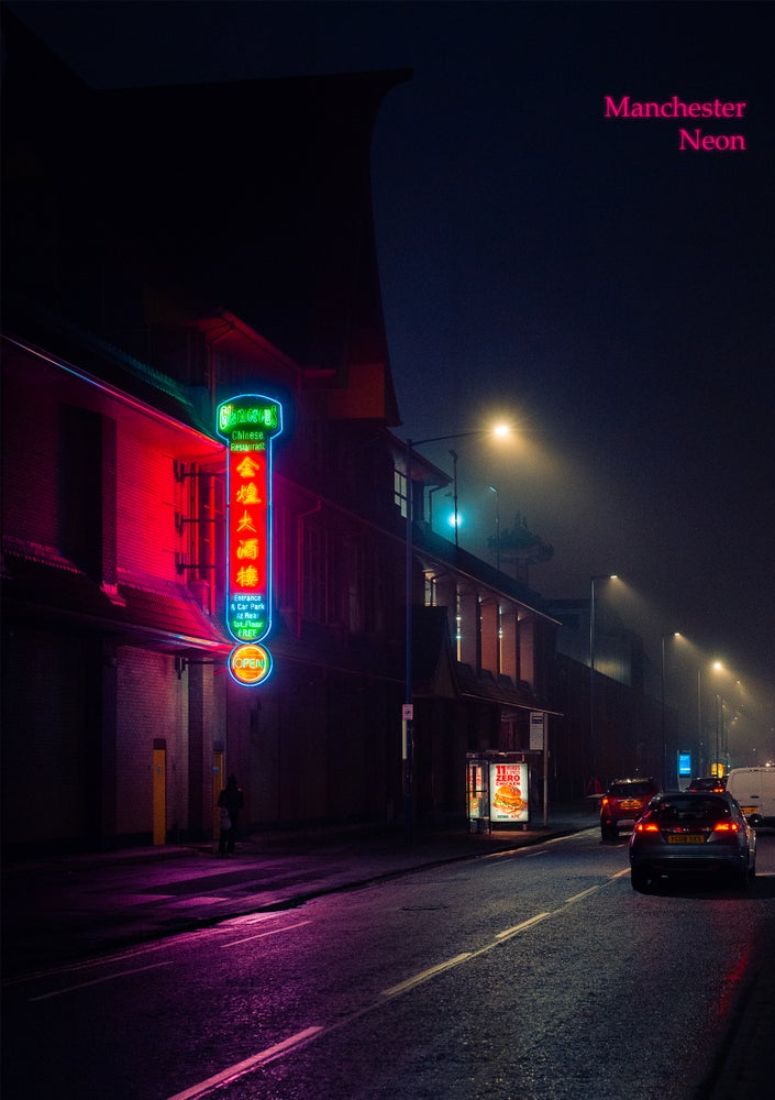 Image of Manchester Neon Zine
