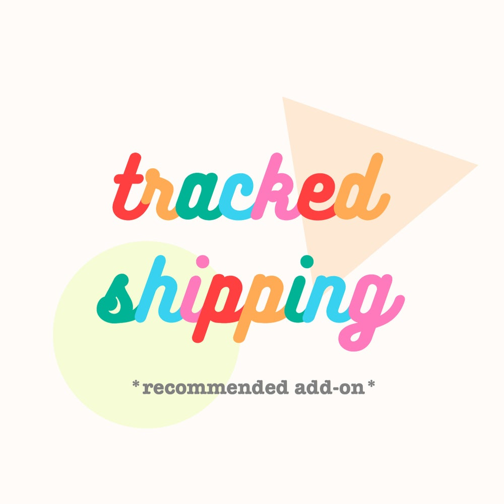Image of Tracked Shipping (Add-on)