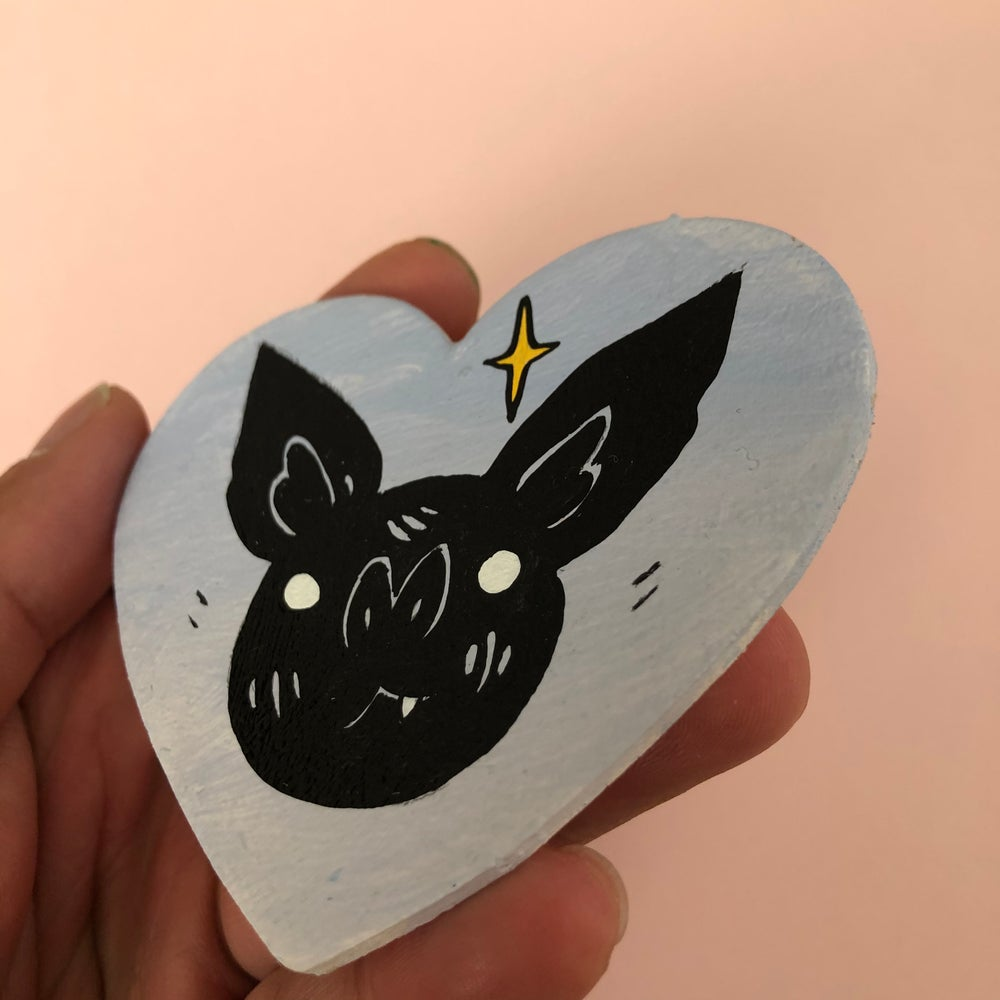 Image of Bat Head Valentine