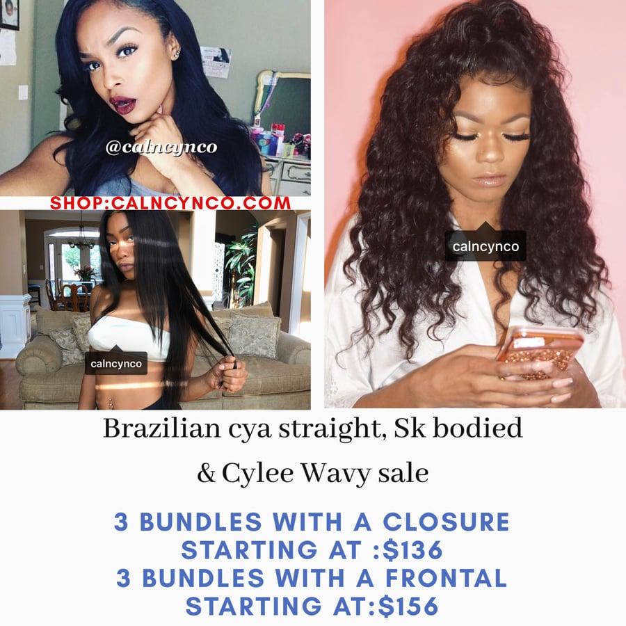 Image of Brazilian Cylee Wavy--Owner Birthday Sale