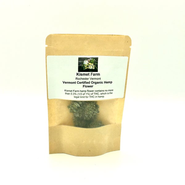 Image of Vermont Certified Organic CBD Flower