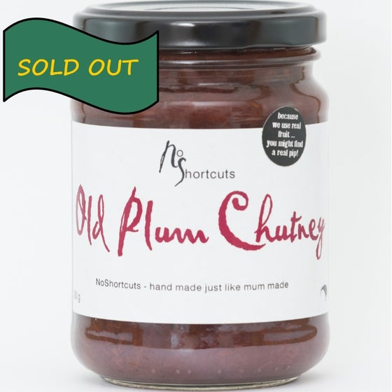 Image of Old Plum Chutney