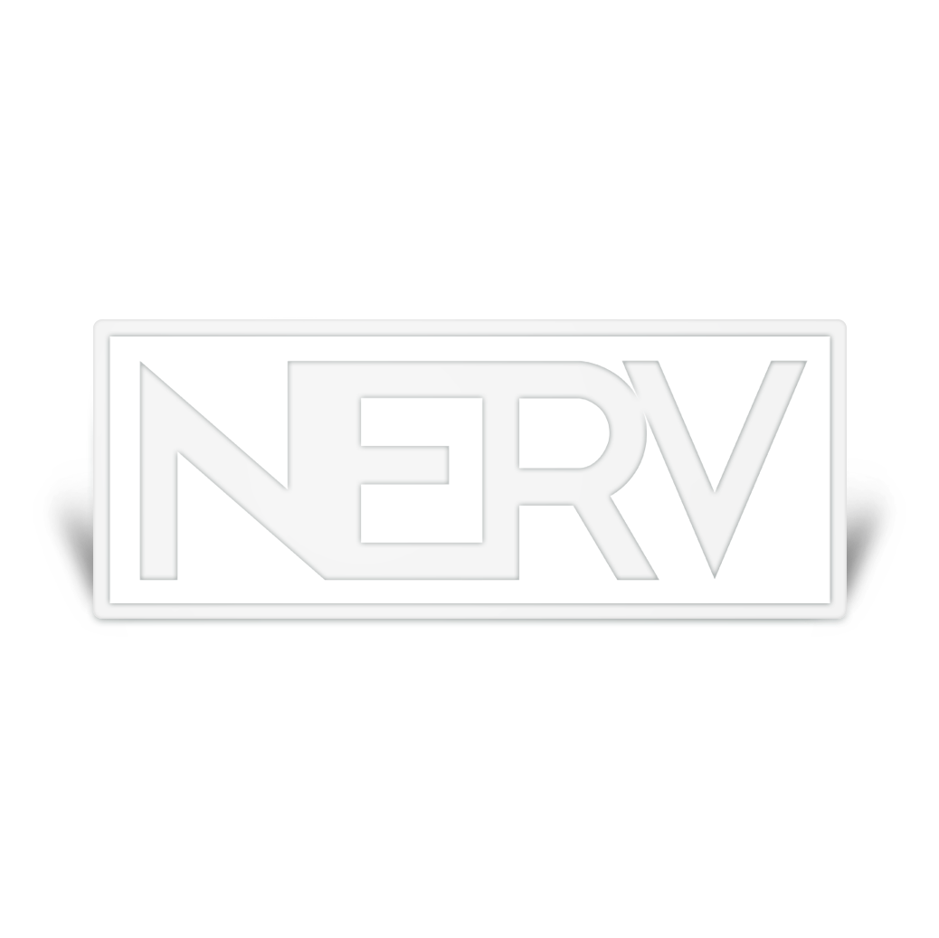 NERV Vinyl Car Decal