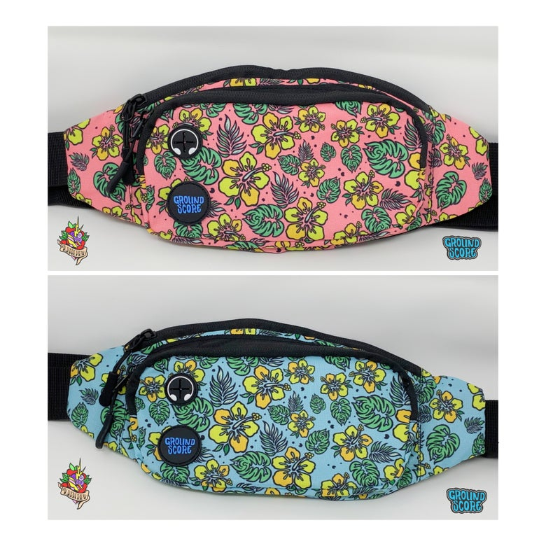 Image of Caribbean Bass Fanny pack
