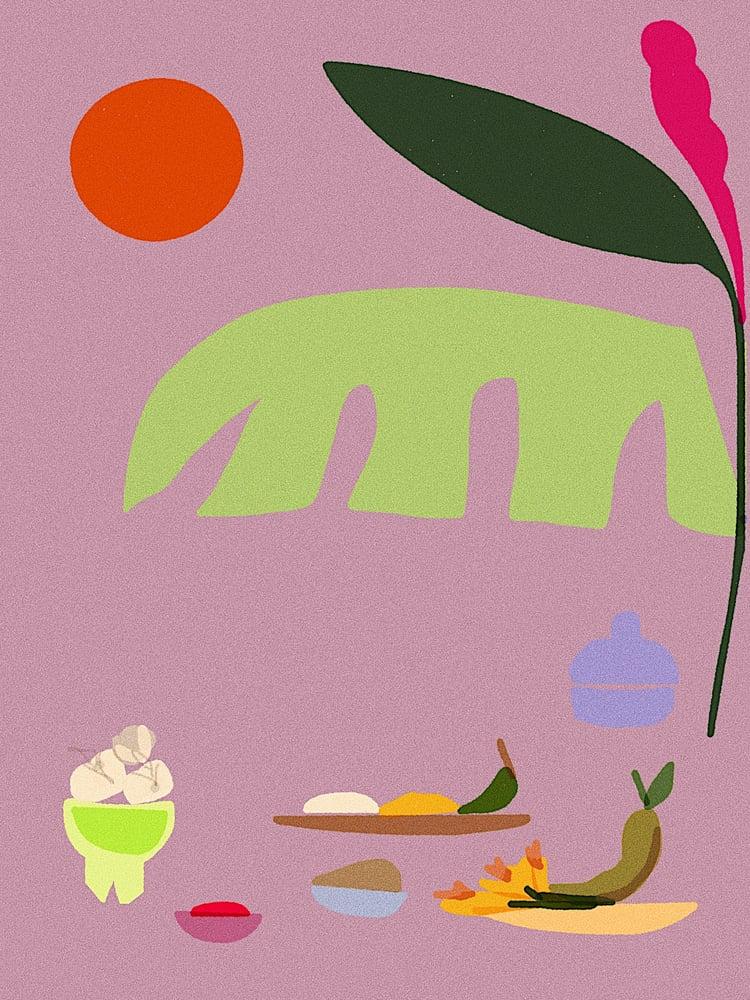 "Image of ""La Selva"" Print"