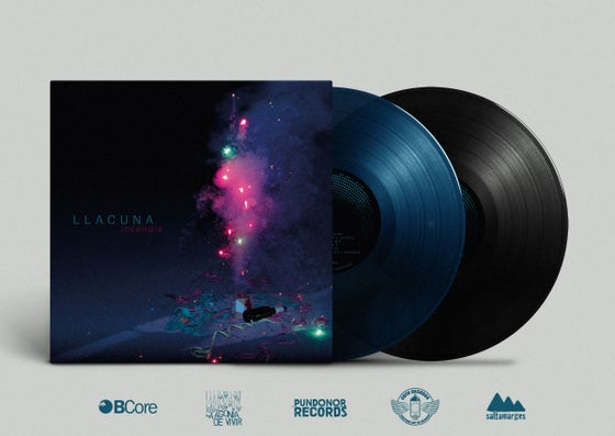"Image of PRE-ORDER NOW! LADV136 - LLACUNA ""incendis"" LP"