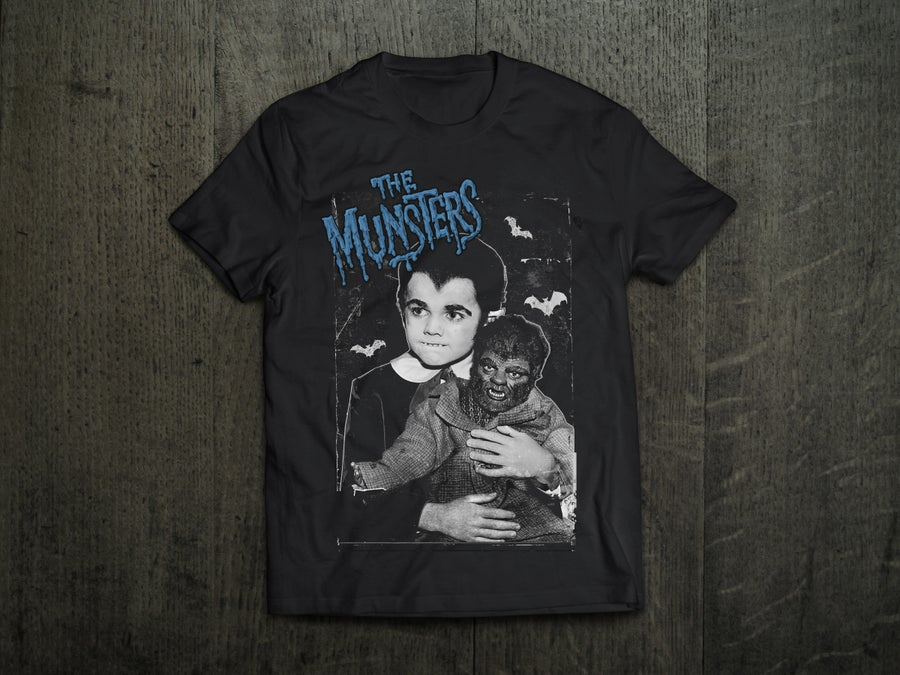 Image of EDDIE MUNSTER