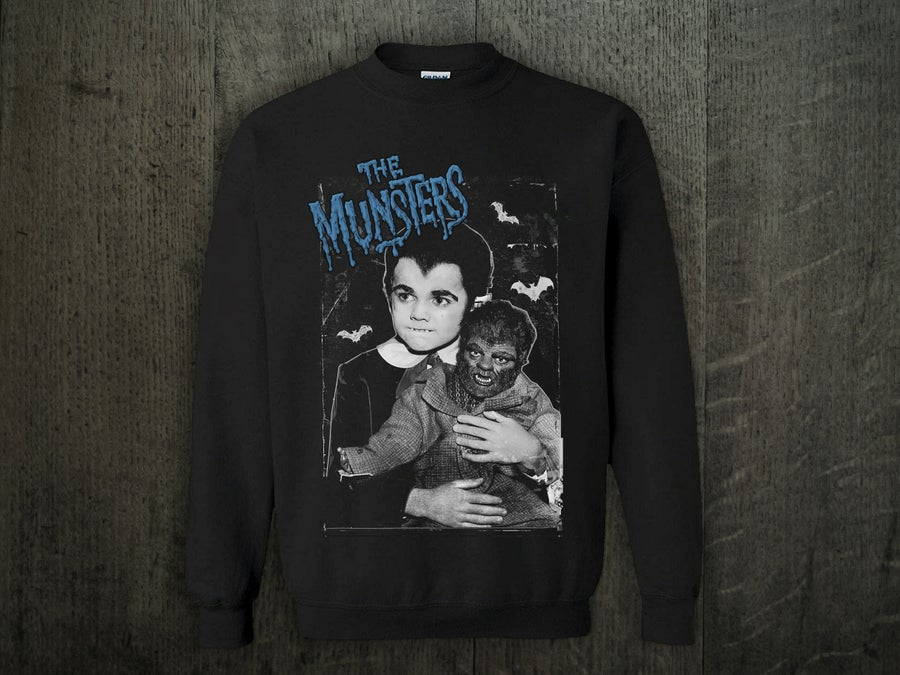Image of EDDIE MUNSTER SWEATSHIRT