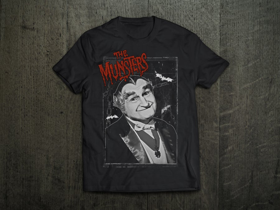 Image of GRANDPA MUNSTER
