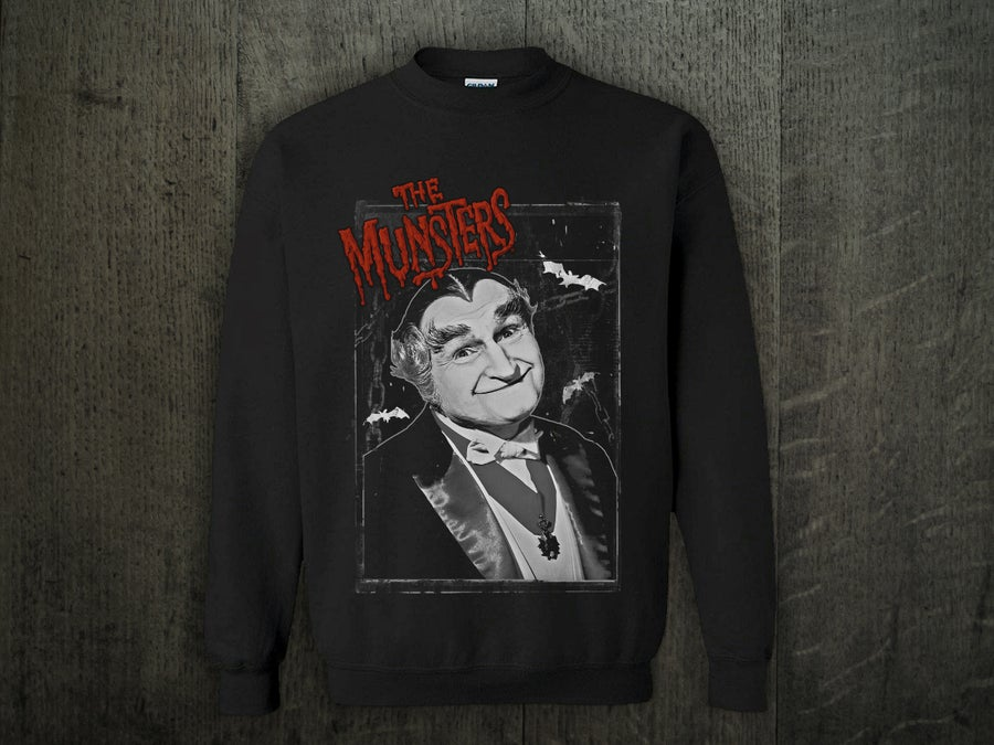 Image of GRANDPA MUNSTER SWEATSHIRT