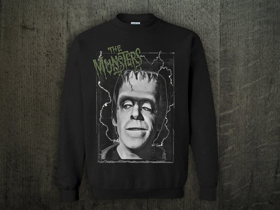 Image of HERMAN MUNSTER SWEATSHIRT