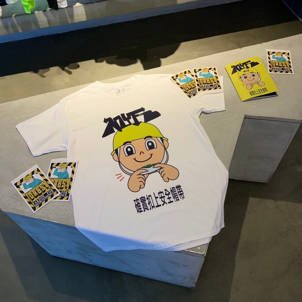 Image of NOYFB #9 w/Tshirt