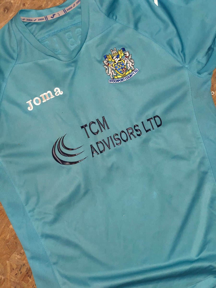 Image of Player Issue 2015/16 Joma Third Shirt