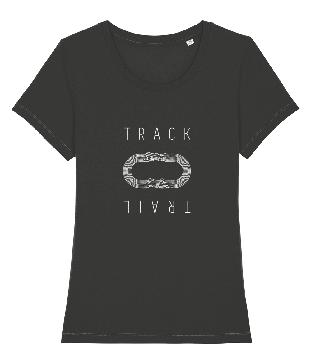Track / Trail tee (womens)