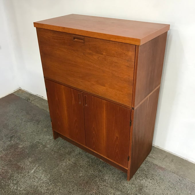 Image of 1970s COCKTAIL CABINET